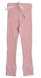Cheeky Chimp: Rib Leggings - Dusty Pink (Size 4)