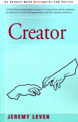 Creator by Jeremy Leven image