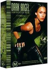 Dark Angel Season 2 Pt 1 on DVD
