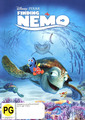 Finding Nemo on DVD