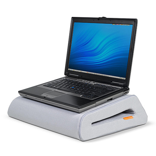 Belkin Laptop @ Home Silver CushTop Case