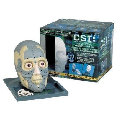 CSI: Facial Reconstruction Kit