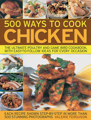 500 Ways to Cook Chicken