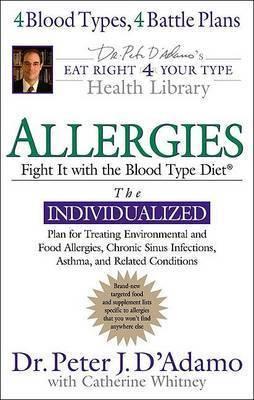 Allergies by Peter D'Adamo
