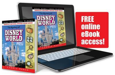 The Mystery at Disney World by Carole Marsh