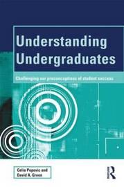 Understanding Undergraduates by Celia Popovic image