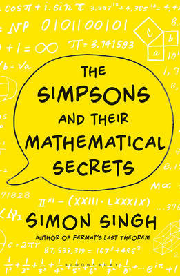 The Simpsons and Their Mathematical Secrets by Simon Singh image