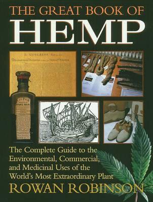 The Great Book of Hemp by Rowan Robinson image