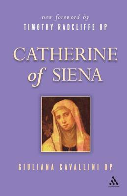 Catherine of Siena by Giuliana Cavallini