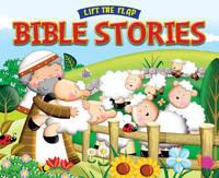 Lift the Flap Bible Stories by Juliet David