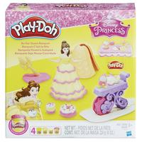Play Doh: Disney Princess - Belle Banquet Playset