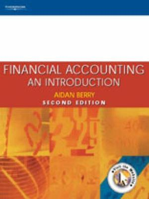 Financial Accounting by Aidan Berry image