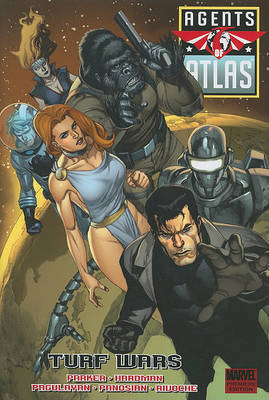 Agents Of Atlas: Turf Wars image
