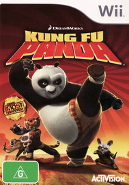 Kung Fu Panda for Wii image
