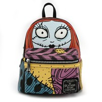Loungefly Disney Nightmare Before Christmas Sally Cosplay Mini Backpack