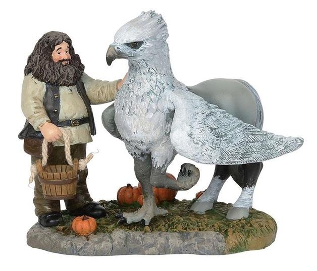 Harry Potter: Hagrid & Hippogriff - Mini-Figure Set