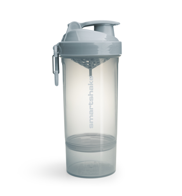 Smartshake Original 2Go One Protein Shaker - Mist Grey (800ml)