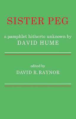Sister Peg by David R. Raynor image