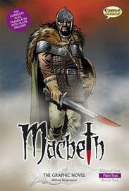 Macbeth the Graphic Novel by William Shakespeare
