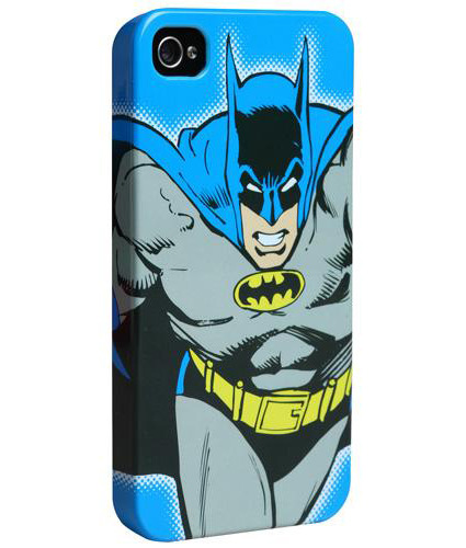 Batman Graphic Hard Shell Case for iPhone 4/4S image
