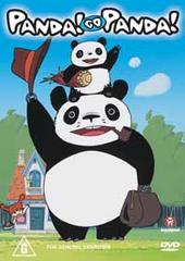 Panda! Go Panda! on DVD