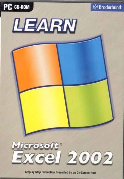 Learn Microsoft Excel 2002