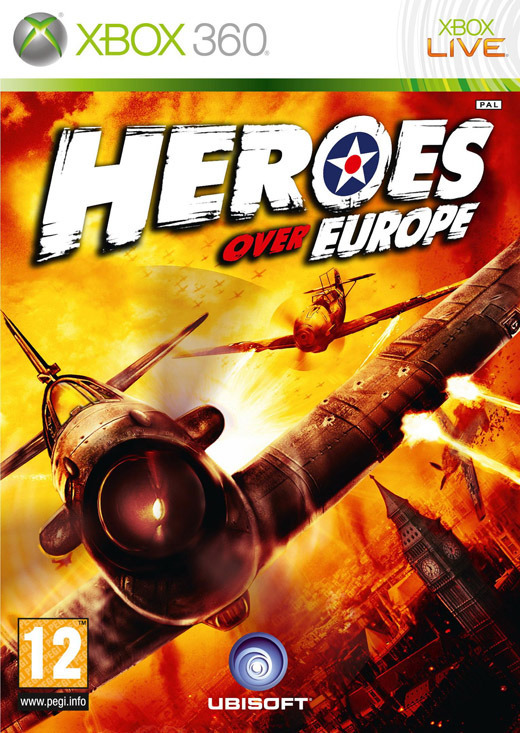 Heroes over Europe for X360