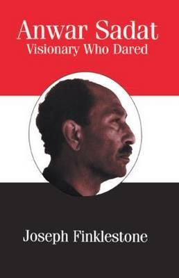 Anwar Sadat by Joseph Finklestone image