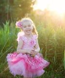 Pretenz Fairy Blooms Dress - Pink (Medium)