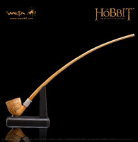 The Hobbit: The Desolation Of Smaug - Pipe Of Bilbo Baggins Replica image