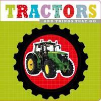 Tractors by Make Believe Ideas