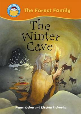 Start Reading: The Forest Family: The Winter Cave by Penny Dolan image