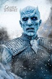 Game Of Thrones Wall Poster - Night King (440)