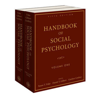 Handbook of Social Psychology image