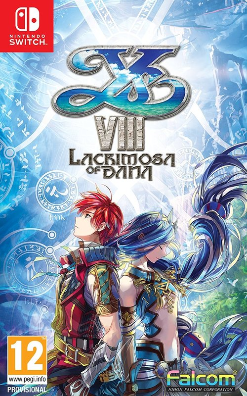 Ys VIII: Lacrimosa of Dana for Switch