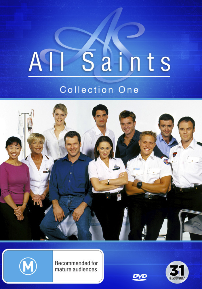 All Saints: Collection One on DVD image