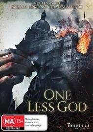 One Less God on DVD
