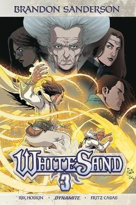 Brandon Sanderson's White Sand Volume 3 by Brandon Sanderson