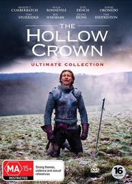 The Hollow Crown - Ultimate Collection on DVD image
