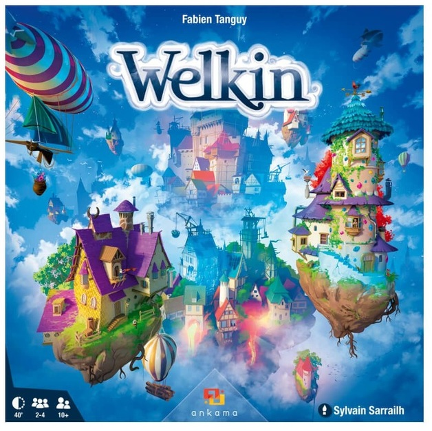 Welkin - Board Game