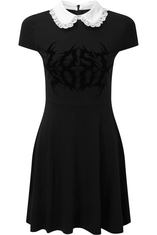 Killstar: Slaysha Skater Dress - XS