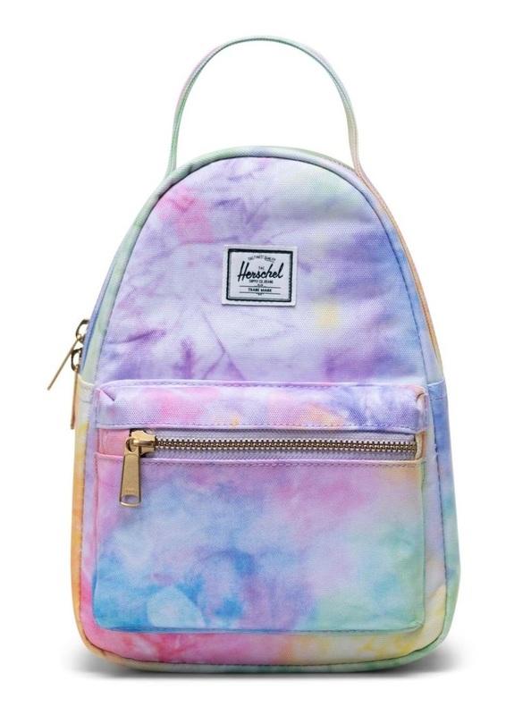Herschel Supply Co: Nova Mini-Backpack - Pastel Tie Dye