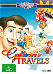 Enchanted Tales - Vol. 9: Gulliver's Travels on DVD