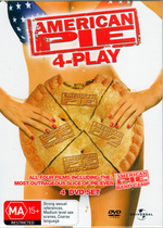 American Pie - 4-Play (4 Disc Set) on DVD