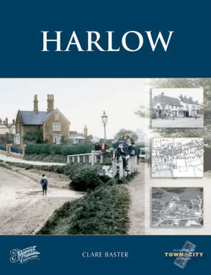 Harlow by Clare Baster