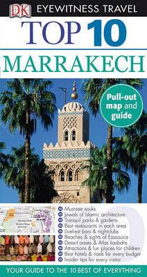 Top 10 Marrakech by DK Publishing