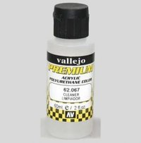 Vallejo Premium Airbrush Cleaner 60ml image