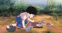 Grave of the Fireflies on DVD image