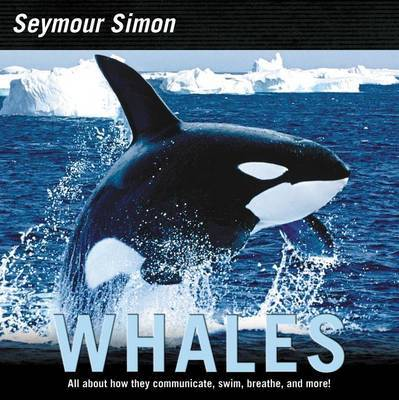 Whales by Seymour Simon image