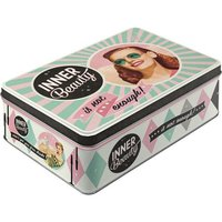 Say it 50's Retro Storage Tin - Inner Beauty